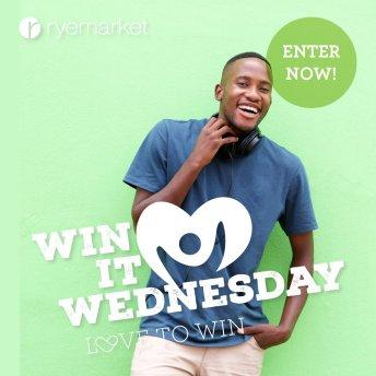 Win It Wednesday!